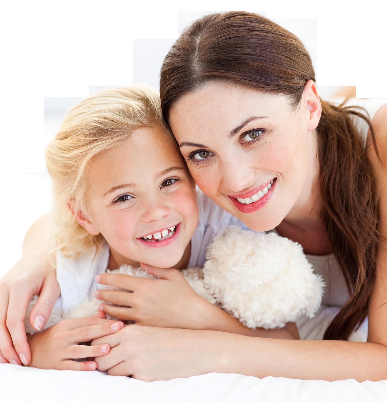 С мамой и дочкой 21 фотография